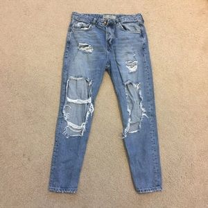 Hayden ripped jeans